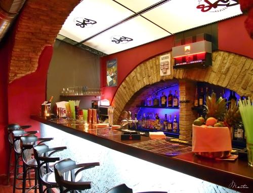 Interiéry | SKY Bar