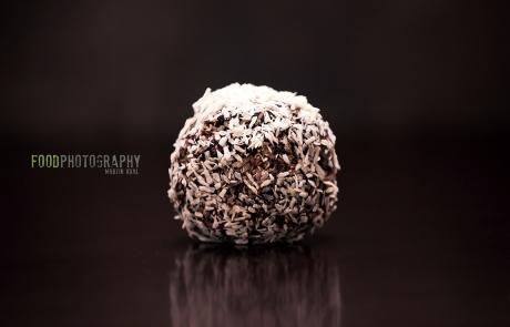Čokoládová koule