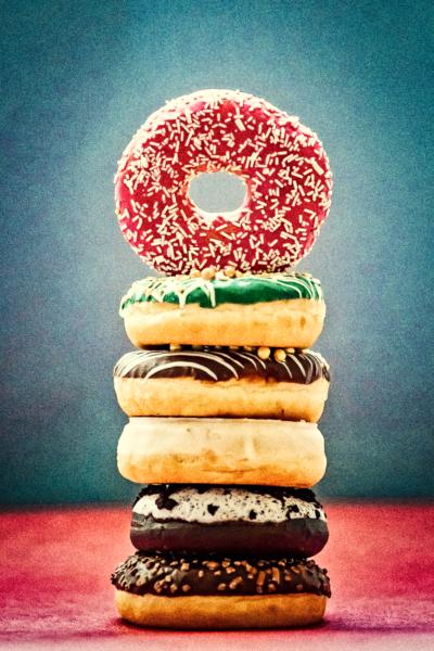 Koblížky | Donuts