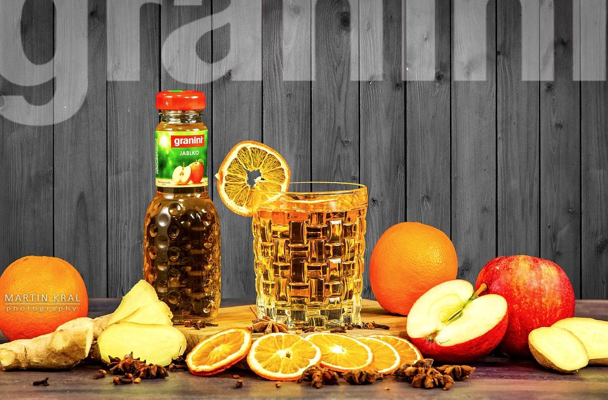 Fotografie jídla a nápojů pro restaurace a hotely | Granini