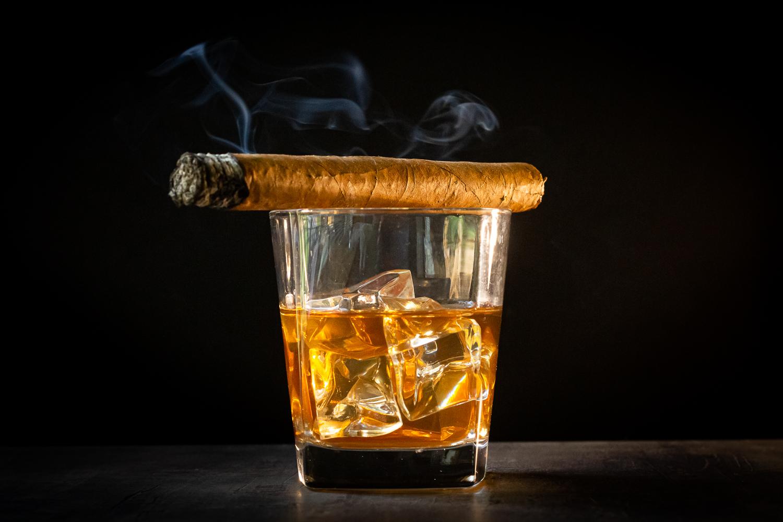 Whiskey - Bourbon | Fotografie jídla a pití