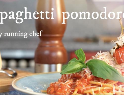 Food Video – Spaghetti Pomodoro